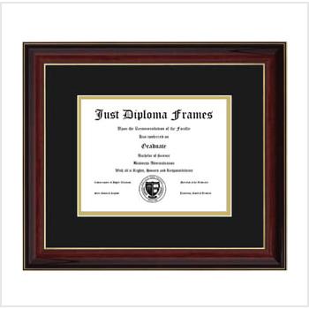 Standard Diploma Frame | Just Diploma Frames